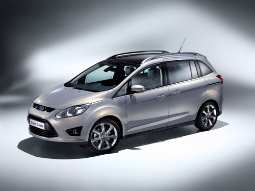 Ford Grand C-MAX 2011