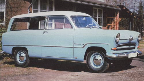Ford Taunus 15M Break c.1955