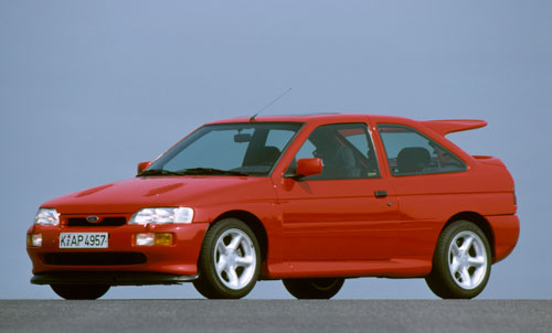 Ford Escort RS Cosworth 1992 (1992-1996: 8.082 ex.)
