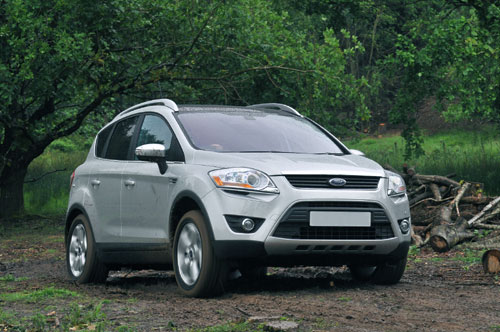 essai ford kuga titanium 4x4 200 cv automania. Black Bedroom Furniture Sets. Home Design Ideas