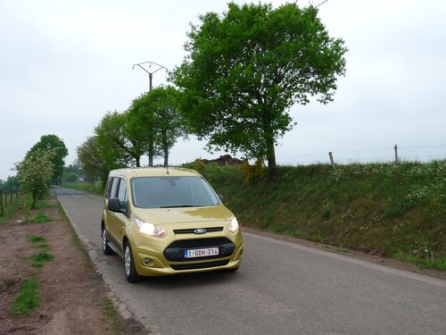 Ford Tourneo Connect 2014