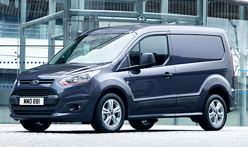 Ford Transit Connect L1 2013