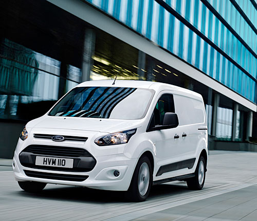 Ford Transit Connect L2 2013