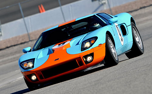 Ford GT Heritage 2006