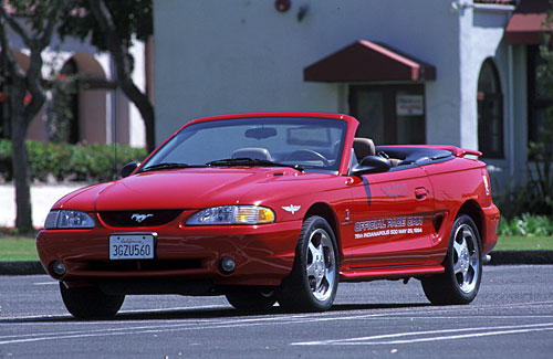 Ford SVT Mustang Cobra Indy Pace Car 1994