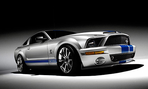 Ford Shelby GT500 KR 2008