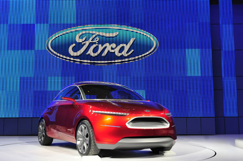 Ford  START  Concept  (Pekin 2010)