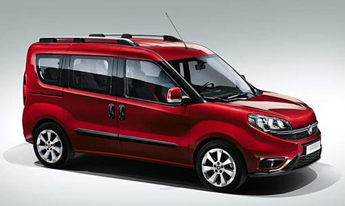 Doblo 2015 version VP
