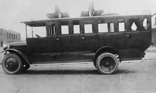 Bus Hispano c.1925