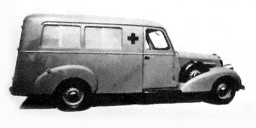 T-60Rl en ambulance c.1936