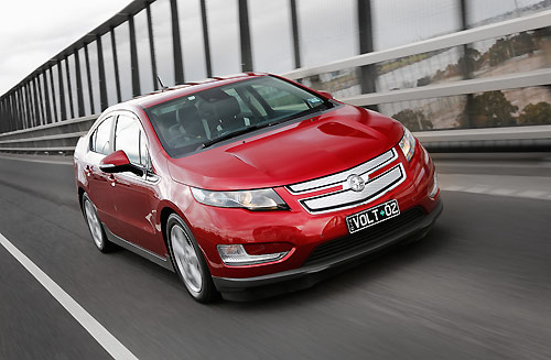 Holden Volt 2013 Copyright GM Company