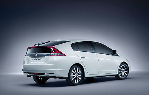 Honda Insight 2012 IAA 2011