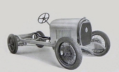 Châssis Hotchkiss type AM-2 (1926)