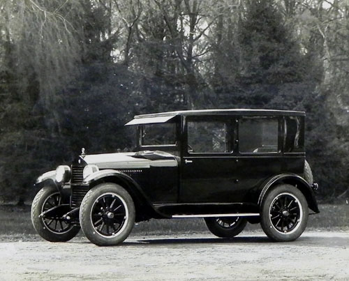 Essex Six Coach 1925