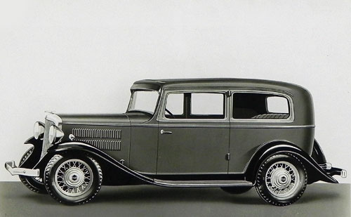 Essex-Terraplane Coach (1932)
