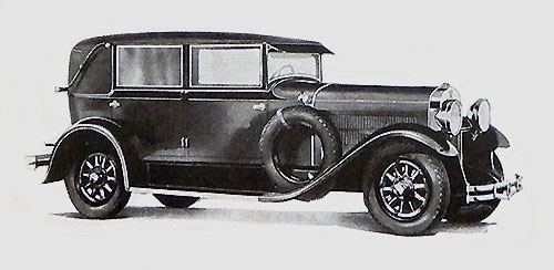 Hudson Special Six (1929)