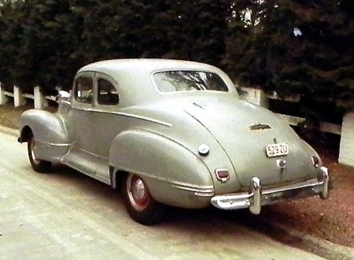 Hudson Coupe 1946