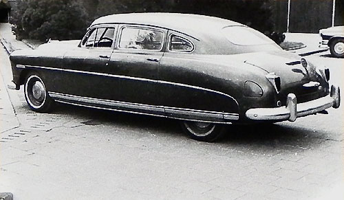 Hudson Commodore Six de 1949