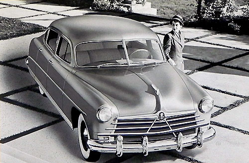 Hudson Pacemaker 1950