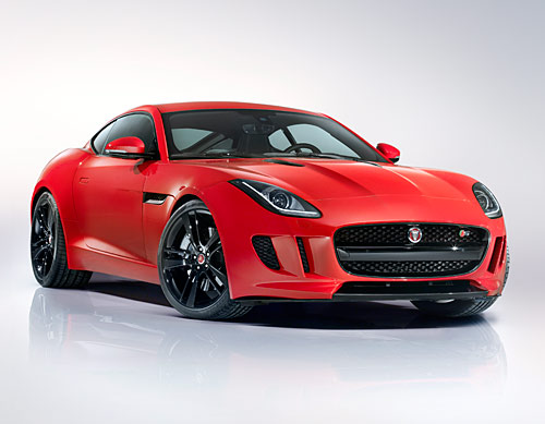 Jaguar F Type S Coupé (LA 2013)