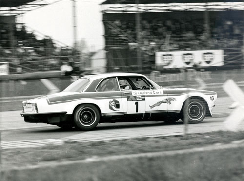 Jaguar XJ 12 Coupe BROADSPEED 1976