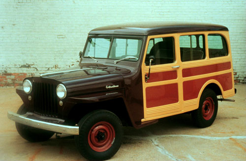 Jeep Willys Station Wagon (1949)