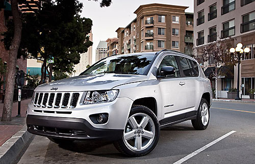 Jeep Compass Limited #200  2013