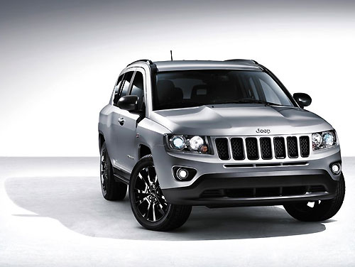 Jeep Compass S-Limited 2013