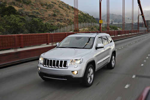 Jeep Grand Cherokee 3.0 TDI 2011