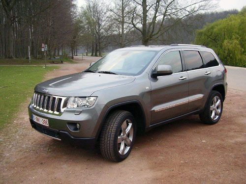 JEEP Grand Cherokee Overland 3.0 CRD V6 190ch