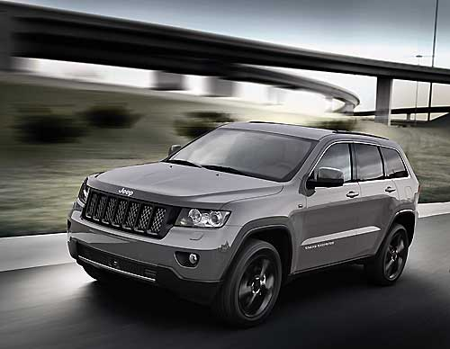 Jeep Grand Cherokee S-Limited 2013