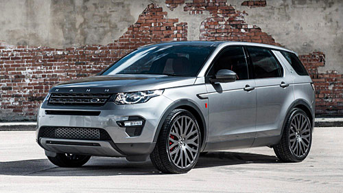 land rover discovery sport revisit par project kahn automania. Black Bedroom Furniture Sets. Home Design Ideas