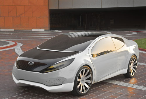 KIA RAY Concept (Chicago 2010)