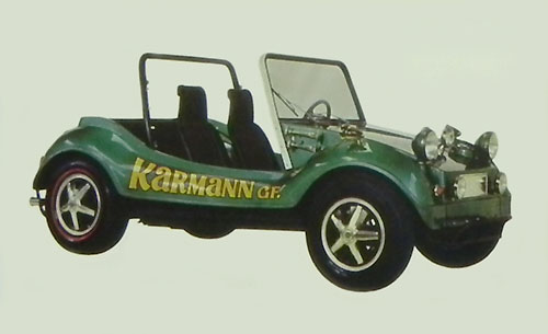 Buggy Karmann GF (1970)