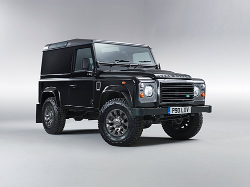 Land Rover Defender LXV Special Edition (2013)