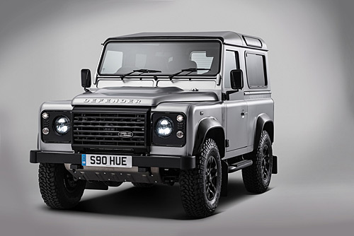 Land Rover Defender : 2 millions d'exemplaires