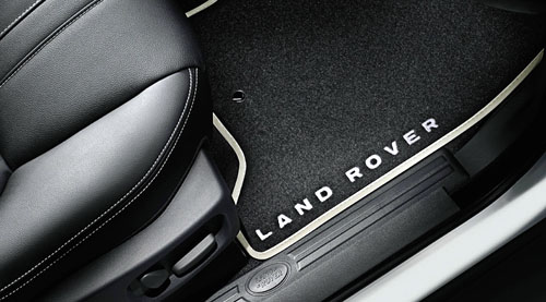 Land Rover Discovery Black Limited Edition 2011