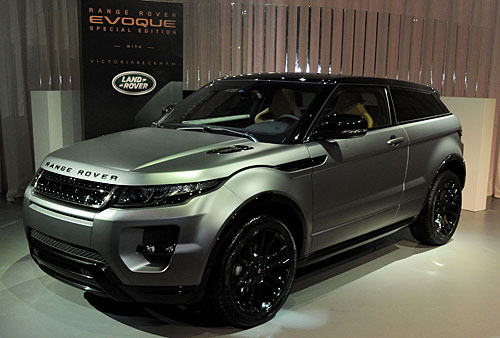 s ries sp ciales range rover evoque special edition with victoria beckham 2012 automania. Black Bedroom Furniture Sets. Home Design Ideas