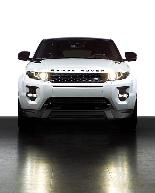 Range Rover Evoque Dynamic Black Design Pack Genève 2013