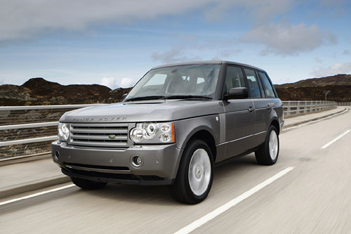 Range  Rover  Vogue  2009.
