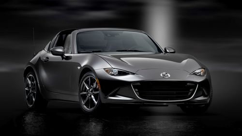en premi re new york la mazda mx 5 rf automania. Black Bedroom Furniture Sets. Home Design Ideas