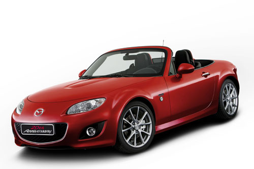 Mazda MX-5 20th Anniversary 2010