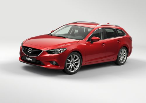 Mazda6 Wagon MY 2013