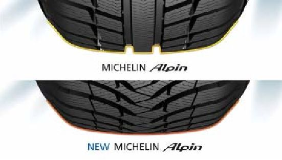 Michelin Alpin A4 2010