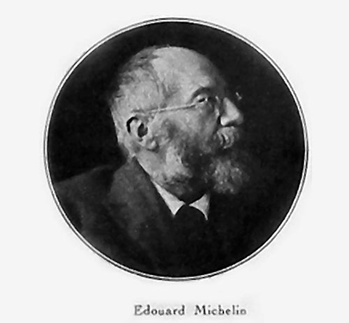 Edouard Michelin (c.1925)