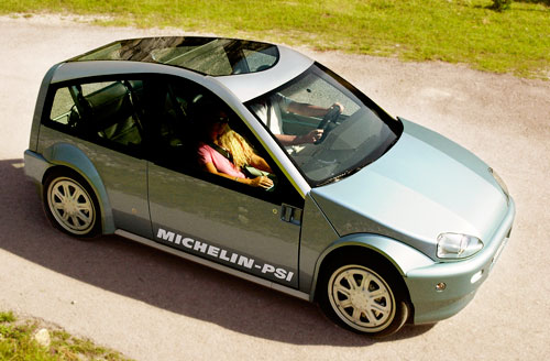 MICHELIN Hy-Light Concept car (2004)