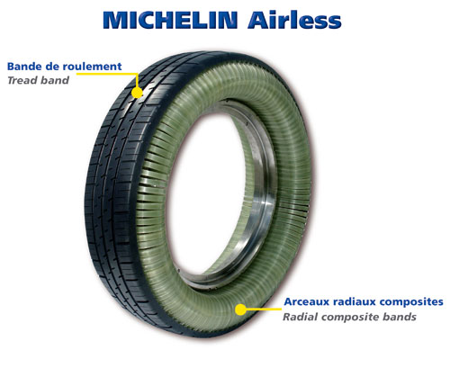 MICHELIN Airless (2004)