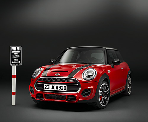 Mini John Cooper Works MY 2015