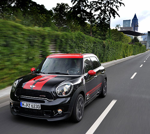 Mini John Cooper Works Countryman 2012