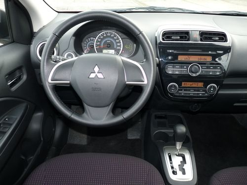 Mitsubishi Space Star 1.2 CVT 2013